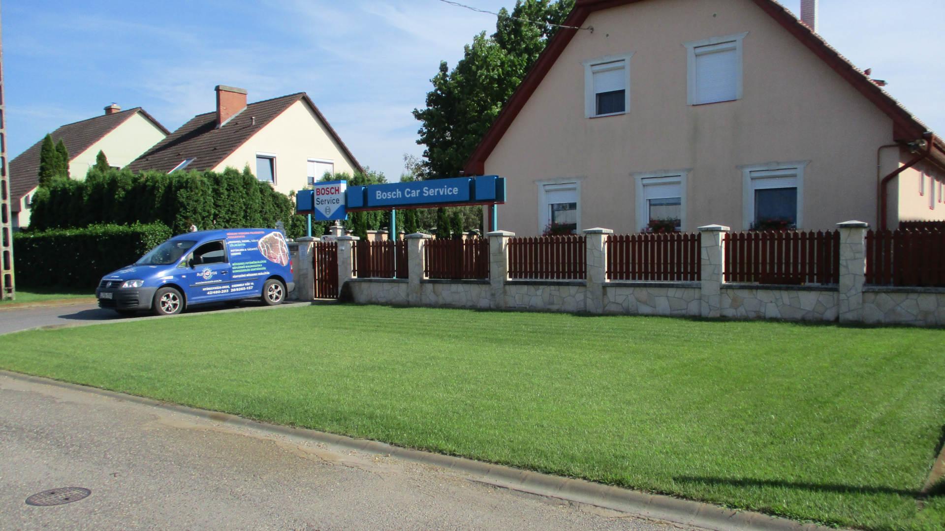 Kovács Bosch Car Service